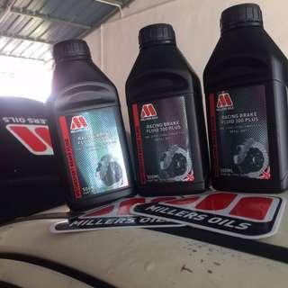 Millers Oils Racing Brake Fluid 300+
