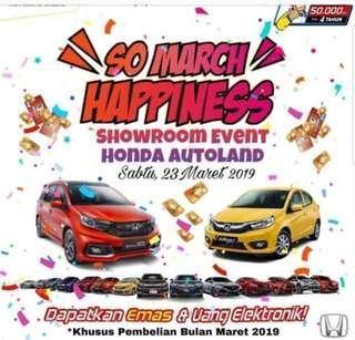 All New Honda HOT PROMO!