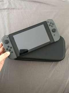 Nintendo Switch Joy-Con Console - Grey WITH acessories