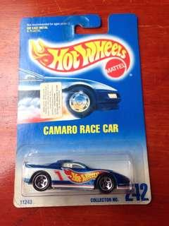 🔥1991 Hotwheels Camaro Race Car🔥