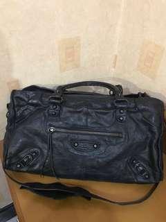 Preloved BALENCIAGA bag and strap only.