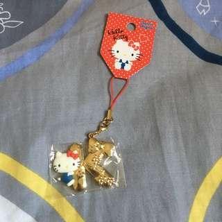日本限定最新Sanrio Hello Kitty姓名首個大寫字母掛飾吊飾