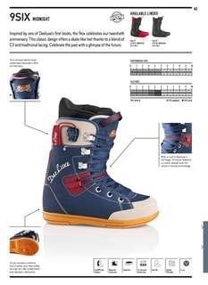 Deeluxe9sixSnowboard Boots