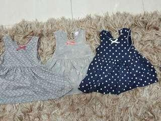 3 pcs Jbaby dress