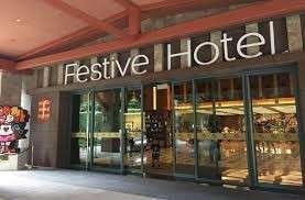 10/5 &11/5 Festive Hotel Deluxe Family King