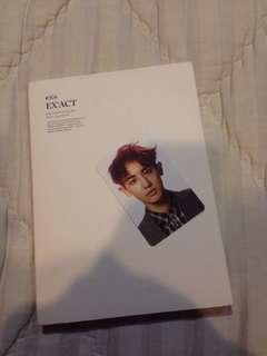 EXO ex'act album. [ exact ] #makespaceforlove