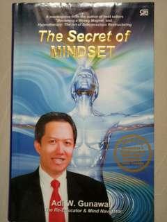 The Secret of Mindset - Adi W Gunawan (The Re-Educator & Mind Navigator)
