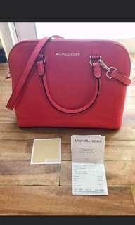 Sale!!!Michael kors Dome bag