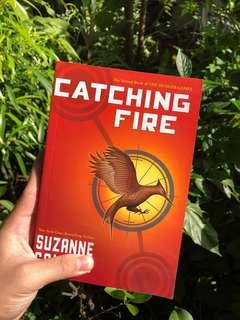 cathing fire - suzanne collins