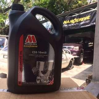 Millers Oil CSS 10W-40