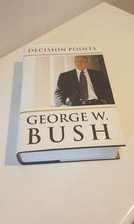 Decision Point - George W Bush