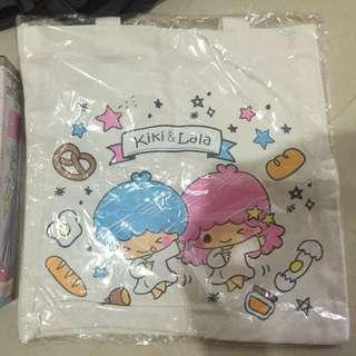 Sanrio Little Twin Star Tote Bag