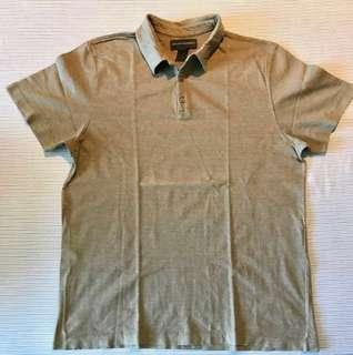 Men's: Authentic Banana Republic Khaki Shirt