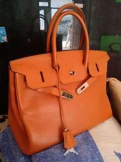 Hermes Birkin Togo 35 PHW