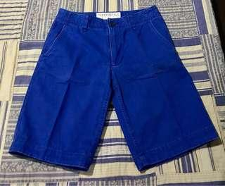 MEN'S: Aeropostale Royal Blue Walking Shorts