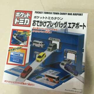 Tomica Hand Carry Car Park Airport