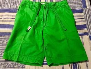 MEN'S: Aeropostale Green Shorts