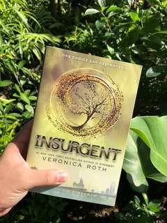 insurgent - veronica roth [ english ]