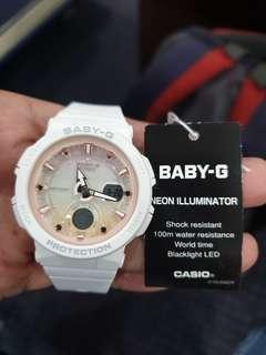 Jam Casio BABY-G ORIGINAL BGA-250-7A