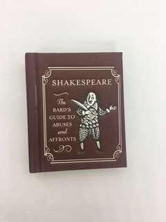🚚 Shakespeare: The Bard's Guide to Abuses and Affronts