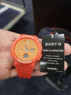 Jam Casio BABY-G ORIGINAL BGA-255-4A