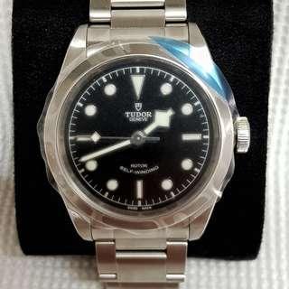 Tudor Heritage 79540 Black Bay 41mm BNIB