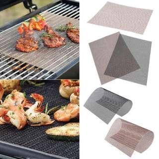 Non-stick Barbecue Grilling Mats 3 Pcs