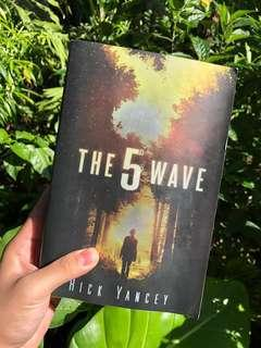 the fifth / 5th wave english ver
