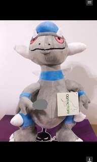 Pokemon stuffed toy Rampardos