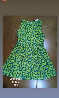 Loaf dress