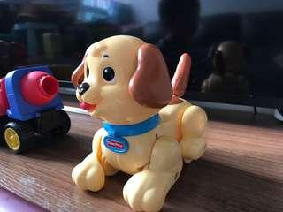 Fisher Price 狗仔玩具