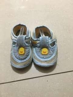 🚚 黃色小鴨 寶寶軟鞋