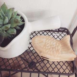 🚚 鯛魚燒筷架