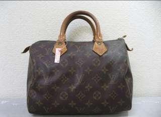 🚚 Louis Vuitton LV speedy25 波士頓包