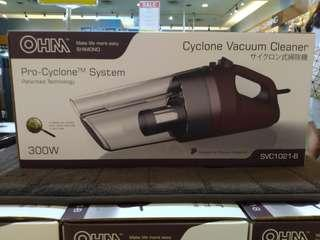 OHM SHIMONO Cyclone Vacuum Cleaner
