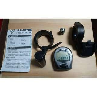 Topeak comp 150 無線碼表