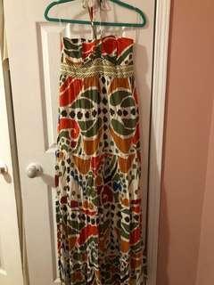 Guess Marciano beautiful summer dress size small