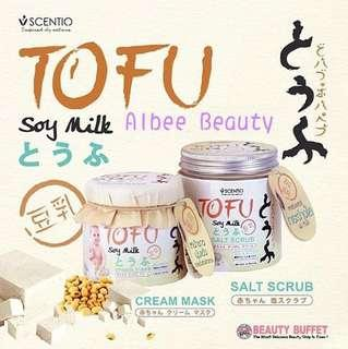 [PRE-ORDER] Beauty Buffet Tofu Soymilk Cream Mask (160g)