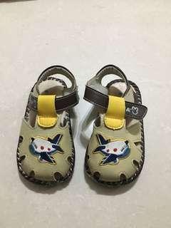 🚚 台灣製保護腳指頭寶寶涼鞋