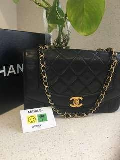 Authentic Chanel Diana bag