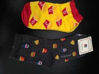 🚚 print socks