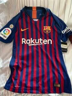 Barcelona Home Jersey size S