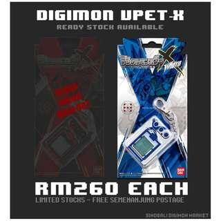 Digimon Vpet X  [ READY STOCK ]