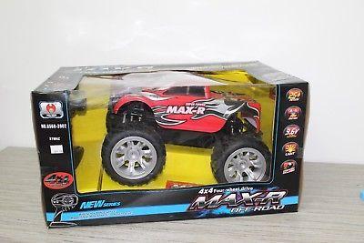 1-10-4WD-Off-Road-Rock-Max-R Electric-Remote-Control-Car-RC-Truc
