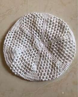 Beret Knitted