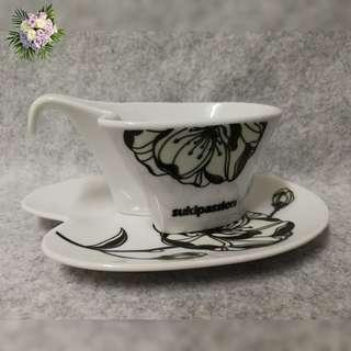Sukipassion Cup and Plate