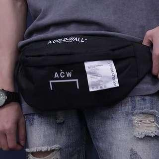 🚚 A.C.W. A cold wall HK classic waist pouch *Unisex*