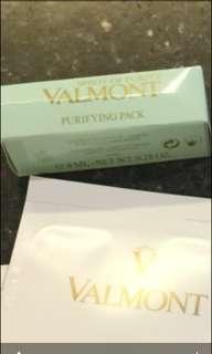 Valmont purifying pack 面膜 每支$25 存貨有4支