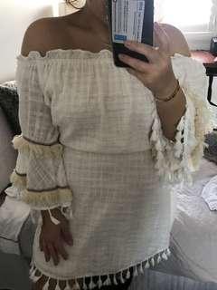 Indikah - off shoulder dress