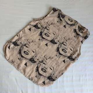 Marilyn Sleeveless Top